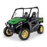 JOHN DEERE  RSX860i High-Performance Utility Vehicle