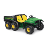JOHN DEERE  TH 6x4 Gas Traditional Utility Vehicle