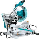 """MAKITA LS1019L 10"""" Dual?Bevel Sliding Compound Miter Saw with Laser"""