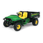 JOHN DEERE  TX 4x2 Traditional Utility Vehicle