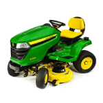 JOHN DEERE  X354 Lawn Tractor with 42-in. Deck