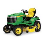 JOHN DEERE  X739 Signature Series Lawn Tractor