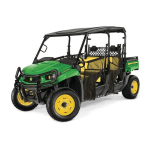JOHN DEERE  XUV560 S4 Crossover Utility Vehicle