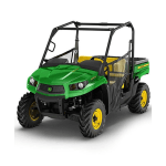 JOHN DEERE  XUV590i Crossover Utility Vehicle