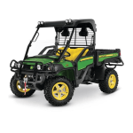 JOHN DEERE  XUV625i Crossover Utility Vehicle