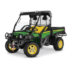 JOHN DEERE  XUV825i Crossover Utility Vehicle