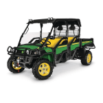JOHN DEERE  XUV825i S4 Crossover Utility Vehicle