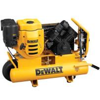 Rental Air Compressor 5 hp Gas 8 gal.