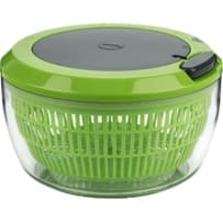TRUDEAU 09912074 STRESS LESS 3-IN1 SALAD SPINNER