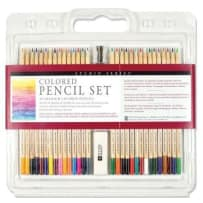 PETER PAUPER PRESS 4512 STUDIO SERIES COLORED PENCIL SET