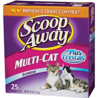 BCI 337720 SCOOP AWAY MULTI-CAT 25LB