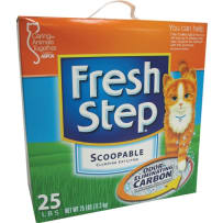 BCI 377506 FRESH STEP CLUMPING CAT LITTER