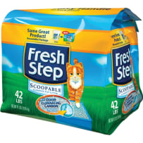 BCI 377539 FRESH STEP ODOR SHIELD LITTER 42