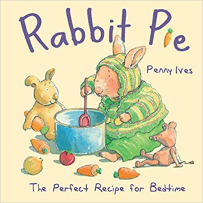 HOUSE OF MARBLES 401561AM RABBIT PIE MINI BOOK