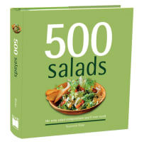 RSVP BTC558 500 SALADS COOKBOOK
