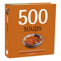 RSVP BTC978 500 SOUPS COOKBOOK