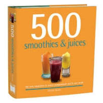 RSVP BTC510 500 SMOOTHIES AND JUICES COOKBOOK