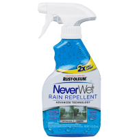 RUSTOLEUM 287337 NEVERWET RAIN REPELLANT