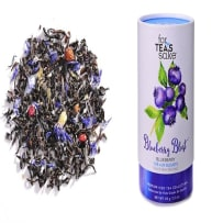 GIFTCRAFT 985074 FOR TEA'S SAKE BLUEBERRY BLAST ICED TEA BLEND