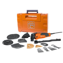 FEIN 72295261090 FMM350QSL MULTIMASTER TOP OSCILLATING MULTI TOOL KIT