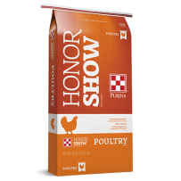 PURINA FEED 3003453-306 HONOR SHOW CHOW POULTRY PRESTART
