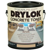 UNITED GILSONITE 24513 DRYLOK CONCRETE STAIN AND TONER GAL TINT