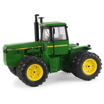 ERTL LP66139/16304A JOHN DEERE 1:32 SCALE MODEL 8650 NATIONAL FARM TOY SHOW COLLECTOR EDITION TRACTOR