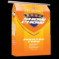 PURINA FEED 3003961-206 HONOR SHOW CHOW POULTRY GROWER