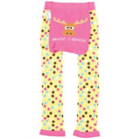 LAZY ONE TLG107 MOOSE CABOOSE TODDLER LEGGINGS 3T