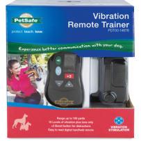 PETSAFE ELECTRONICS 535884 VIBRATION REMOTE TRAINER