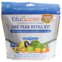 BLUAPPLE BA RFL KIT CBN ONE YEAR REFILL KIT WITH ACTIVATED CARBON