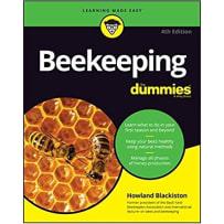 BRADLEY CALDWELL 052847 BEEKEEPING FOR DUMMIES BOOK