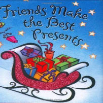 PETER PAUPER PRESS 9021 FRIENDS MAKE THE BEST PRESENTS MINI BOOK