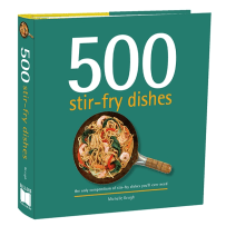 RSVP BTM4607 500 STIR FRY DISHES COOKBOOK