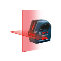 BOSCH GLL55 SELF-LEVELING CROSS-LINE LASER