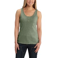 CARHARTT 102453-375 LADIES 2XL LOCKHART TANK TOP
