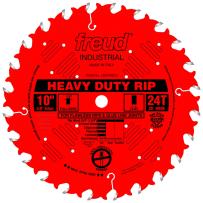 FREUD LM72R010 10 INCH HEAVY-DUTY RIP BLADE