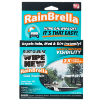 RUSTOLEUM 311196 RAINBRELLA GLASS TREATMENT