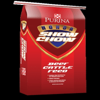PURINA FEED 3003992-506 HONOR SHOW CHOW FULL CONTROL CATTLE FEED