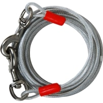 BCI 144703 15FT CLEAR DOG TIEOUT < 200LB