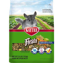 BCI 389569 FIESTA MAX CHINCHILLA FOOD 2.5LB