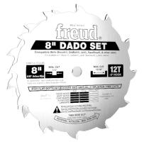 FREUD SD208S 8 INCH PRO DADO SET