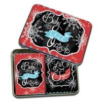 LANG 2179009 WINTER MAGIC PLAYING CARDS