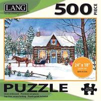 LANG 5039117 MAGICAL EVENING 500 PIECE PUZZLE
