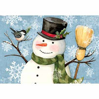 LANG 2004529 SNOWY WISHES PETITE CHRISTMAS CARDS