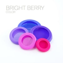 FOOD HUGGERS BERRY BRIGHT BERRY FOOD HUGGERS 5PK