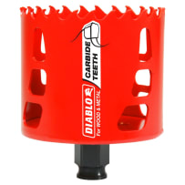 FREUD DHS3000CT DIABLO 3 INCH CARBIDE-TIPPED WOOD & METAL HOLESAW