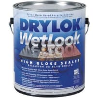 UNITED GILSONITE 28915 DRYLOK WETLOOK HIGH GLOSS SEALER 5GAL