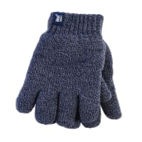 GRABBER MHHG91NVY2 MENS HEAT HOLDERS GLOVES NAVY M/L