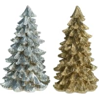 TRANSPAC X9204 SMALL SILVER OR GOLD TREE 2 ASSORTED